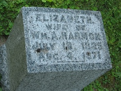 Emma Elizabeth <i>Miller</i> Harmon