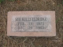 Sue <i>Kelly</i> Eldridge
