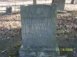 Margaret E. <i>Nunn</i> Ahart