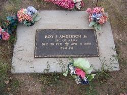 Roy P Anderson