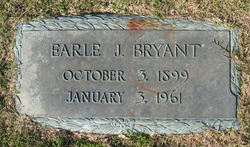 Earle J Bryant