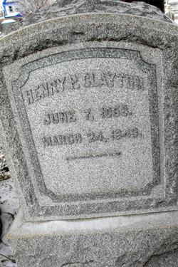 Henry P. Clayton