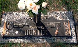 Allyn Harold Hunter