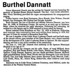 Burthel Ernest Dannatt