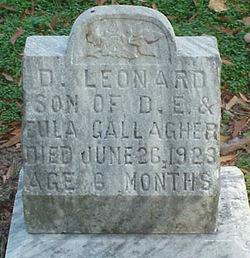 Dee Leonard Gallagher
