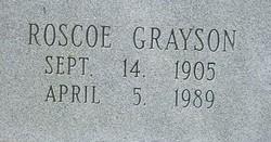 Roscoe Grayson Bradley
