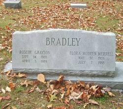 Flora Modeen <i>Merrell</i> Bradley