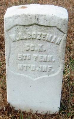 William Allen Bozeman