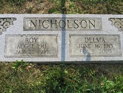 Delma Alvina <i>Nicholson</i> Olson