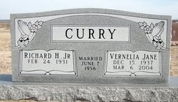 Vernelia Jane Curry