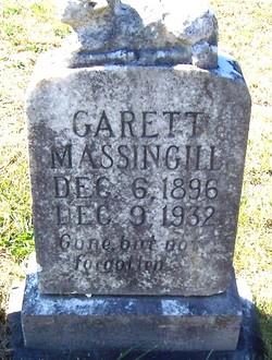 Garett Massingill