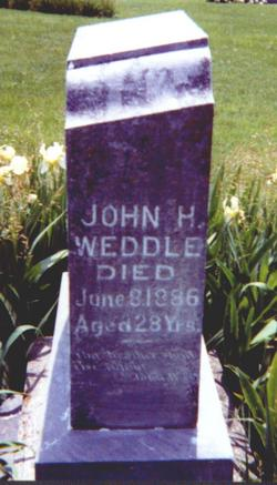 John Henry Weddle