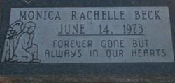 Monica Rachelle Beck