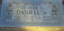Claude C Daniell, Jr