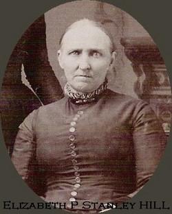 Elizabeth P <i>Stanley</i> Hill