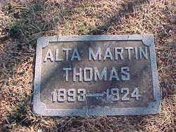 Alta M Martin