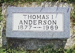Thomas I. Anderson