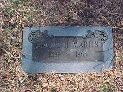 Goldie H Martin