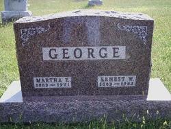 Ernest William George