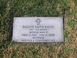 Pauline Edith Baker