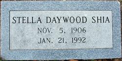 Stella Marie <i>Daywood</i> Shia