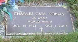 Charles Carl Tobias