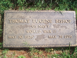 Thomas Eugene Bishop