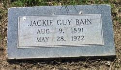 Jackie Low <i>Guy</i> Bain