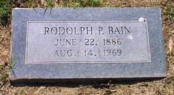 Rodolph Pendleton Bain