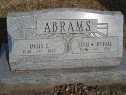 Stella McFall Abrams