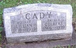 Lillian E <i>Harris</i> Cady