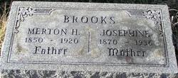 Merton H Brooks