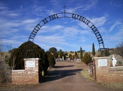Saint Vincent de Paul Catholic Cemetery