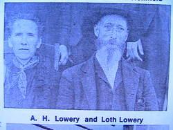 Lothelia Loth <i>Hollifield</i> Lowery
