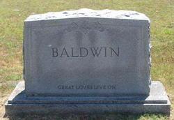 Fannie <i>Smith</i> Baldwin