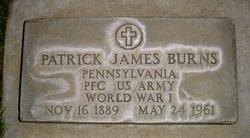 Patrick James Burns