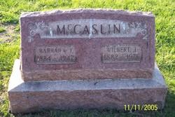 Wilbert James McCaslin, Sr