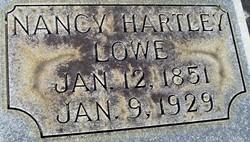 Nancy A <i>Hartley</i> Lowe