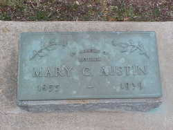 Mary C. Austin
