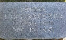 John Brucker