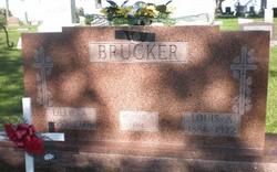 Lillian Jane Lillie <i>Kerber</i> Brucker