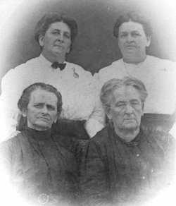 Theodoshia Emmaline Emma & Doshie <i>Higgerson</i> Bann
