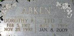 Theodore J. Ted Abken