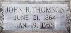 John Robert Thomson