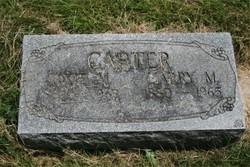 Rose M. <i>Salisbury</i> Carter