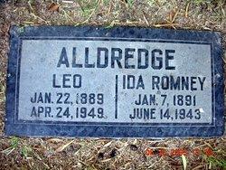 Ida <i>Romney</i> Alldredge
