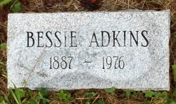 Bessie I. Adkins