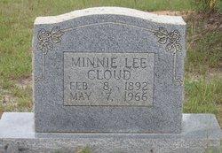 Minnie Lee Cloud