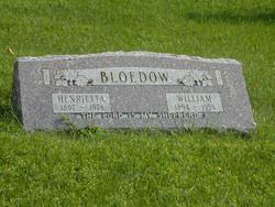 Henrietta <i>Boley</i> Bloedow