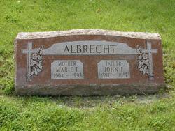 Marie T Albrecht